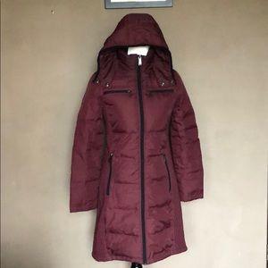 🔥 Michael Kors knee long coat /puffer